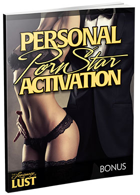 Personal Porn Star Activation